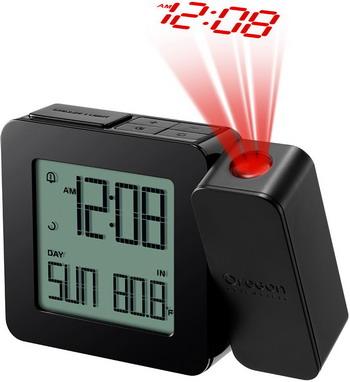 Проекционные часы с измерением температуры Oregon Scientific RM 338 PX-b черный термометр oregon scientific rmr221pn