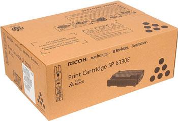 цена на Принт-картридж Ricoh SP 6330 E 821231 Черный