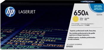 Картридж HP CE 272 A Жёлтый