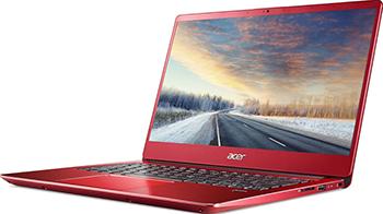 Ноутбук ACER Swift SF 314-55-78 SP красный (NX.H5WER.006) цена и фото
