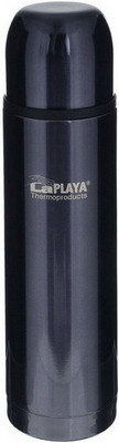 лучшая цена Термос LaPlaya Mercury 1.0 L dark blue 560070