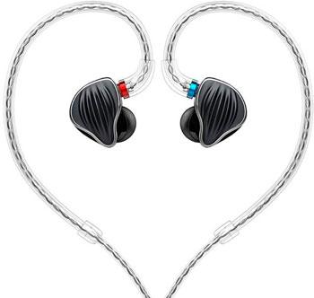 Вставные Hi-Fi наушники FiiO FH5 black
