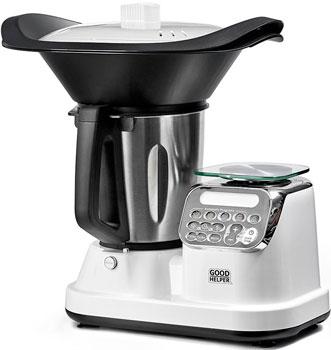лучшая цена Кухонный комбайн GoodHelper SB-U501 белый/нерж