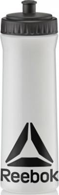 Бутылка спортивная Reebok 750 ml (черн-сер) RABT-11005CLBK бутылка спортивная sport victory nutrition цвет белый черный прозрачный 750 мл
