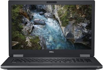 Ноутбук Dell Precision 7730 i7 (7730-6986) чёрный ноутбук 16 гб оперативной памяти