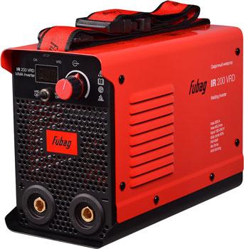 Сварочный аппарат Fubag MMA IR 200 V.R.D. сварочный аппарат fubag ir 220 31404 mma