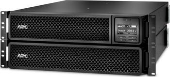 Источник бесперебойного питания APC Smart-UPS SRT SRT3000RMXLI-NC 2700Вт 3000ВА черный источник бесперебойного питания apc smart ups srt 1500va rm 230v 1500va черный srt1500rmxli