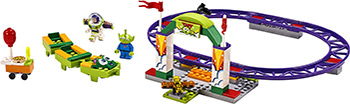Конструктор Lego Toy Story Аттракцион «Паровозик» 10771