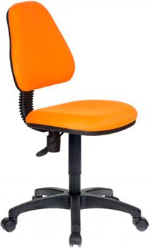 Кресло Бюрократ KD-4/TW-96-1 оранжевый фото