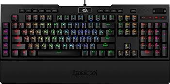 Механическая клавиатура Redragon Brahma Pro RU RGB Optical switches (77513)