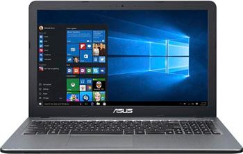 Ноутбук ASUS VivoBook X541SA-DM688T (90NB0CH3-M13600) серебристый ноутбук asus x541sa 90nb0ch1 m04950
