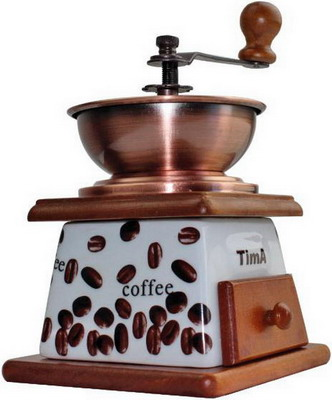 Кофемолка ручная TimA