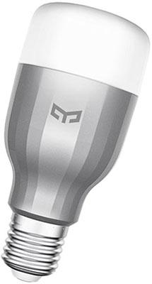 Светодиодная лампа Xiaomi Mi LED Smart Bulb (белый и мультисвет E27) MJDP02YL