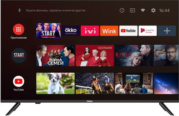 Фото - LED телевизор Haier LE32K6600SG телевизор haier le24k6000s 23 6
