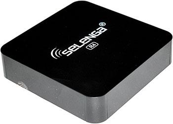 Фото - Приставка Smart TV Selenga R4 видеокамера ip d link dcs 6513 a1a h 264 mjpeg mpeg 4