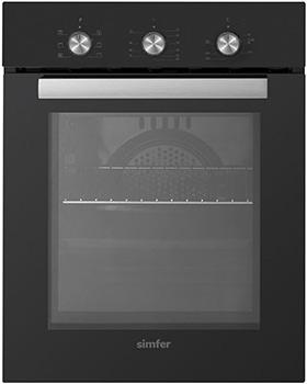 Встраиваемый электрический духовой шкаф Simfer B4ES18016