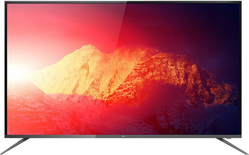 Фото - 4K (UHD) телевизор BQ 65SU11B телевизор 65 samsung ue65tu8300u 4k uhd 3840x2160 smart tv изогнутый экран черный