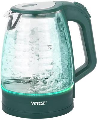 Чайник электрический Vitesse VS-178 Зеленый