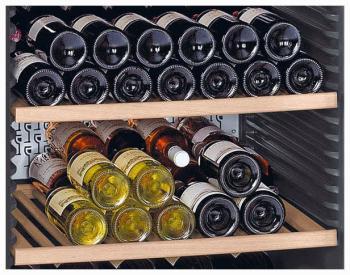 Полка для бутылок Liebherr деревянная для хранения вина (7112159)