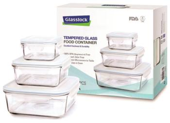 Набор контейнеров Glasslock GL-530 блендер gelberk gl 513