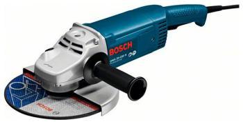 Угловая шлифовальная машина (болгарка) Bosch GWS 20-230 H (0601850107) угловая шлифовальная машина болгарка bosch pws 2000 230 je 06033 c 6001