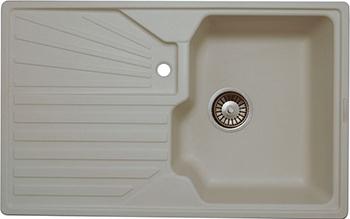 Кухонная мойка LAVA L.5 (VANILLA ваниль) цена