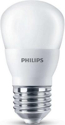 Лампа Philips LEDBulb 4-40 W E 27 6500 K 230 V P 45 philips ledbulb 7 60 w e 27 3000 k 230 v a 60 pf