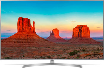 лучшая цена 4K (UHD) телевизор LG 65 UK 7550