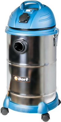 Строительный пылесос Bort BSS-1530 N-Pro 91271242 пылесос bort bss 1415 aqua 1400 вт