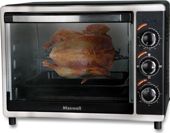 Мини-печь Maxwell MW-1851 напольные весы maxwell mw 2667