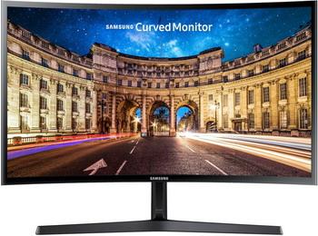 ЖК монитор Samsung C 24 F 396 FHI (LC 24 F 396 FHIXRU) Black цена и фото