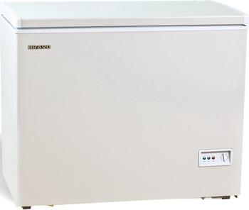 лучшая цена Морозильный ларь Bravo XF-200 Gr серый