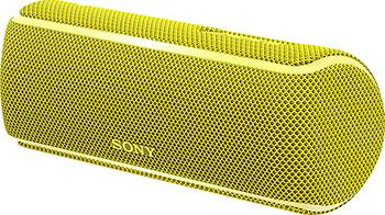 Портативная акустика Sony SRS-XB 21 Y желтый цена и фото