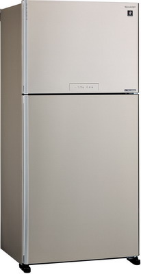 Двухкамерный холодильник Sharp SJ-XG 60 PMBE цена 2017