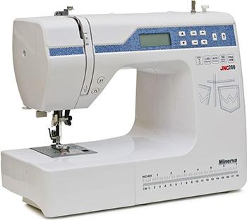 Швейная машина Minerva JNC 200 M-JNC 200 швейная машина minerva f 832 b