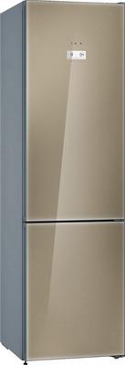 Двухкамерный холодильник Bosch KGN 39 LQ 31 R цена и фото