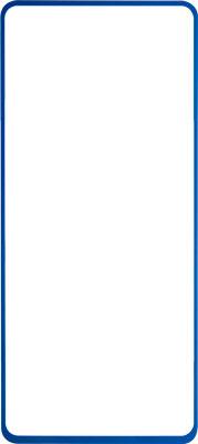 Фото - Защитное стекло Red Line Samsung Galaxy Note 10 lite Full screen tempered glass FULL GLUE синий защитное стекло и плёнка red line corning full screen 3d для samsung galaxy note 10 lite black