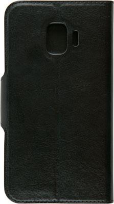 Фото - Чехол (флип-кейс) Red Line Book Type для Samsung Galaxy J2 Core (2020) (черный) чехол флип кейс red line book type для samsung galaxy j2 core 2020 черный