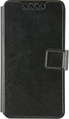 Чехол (флип-кейс) Red Line iBox Universal для телефонов 4 2-5 дюйма (черный)