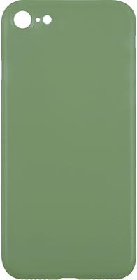Чехол (клип-кейс) Red Line iBox UltraSlim для Apple iPhone SE (2020)/iPhone 8 (темно-зеленый) клип кейс deppa apple iphone 5 se tpu red