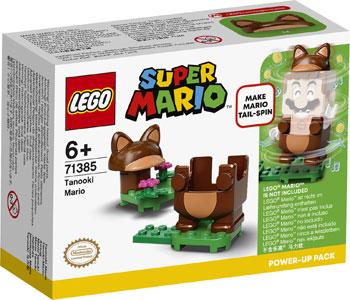 Конструктор Lego SUPER MARIO ''Набор усилений «Марио Тануки»''