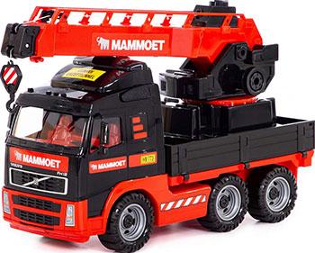 Автомобиль-кран Polesie Mammoet 57099_PLS с поворотной платформой