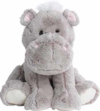 Мягкая игрушка Molli 7934SW_MT Бегемот 30 см