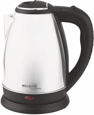 Фото - Чайник электрический WILLMARK WEK-1808SS (белый) чайник электрический willmark wek 1808ss белый