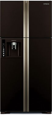 цена на Холодильник Side by Side Hitachi R-W 662 PU3 GBW