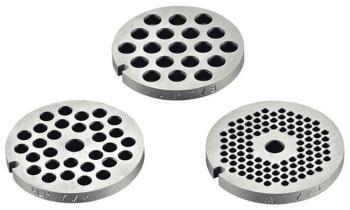 все цены на Формовочные диски для насадки-мясорубки Bosch MUZ 8 LS5 00576828 онлайн