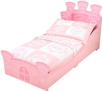 Детская кроватка KidKraft ''Замок принцессы'' 76278_KE kidkraft рыцарский замок