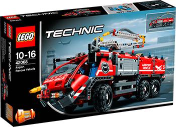 Конструктор Lego TECHNIC ''Автомобиль спасательной службы'' 42068-L конструктор lego technic гоночный автомобиль 1005 элементов