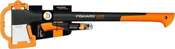 Промо-набор топор-колун + универсальный нож FISKARS 1025436 цена в Москве и Питере