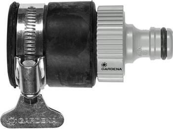 Штуцер Gardena 3/4'' 02907-20 фильтр gardena 01726 20 000 00 3 4